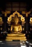 Statua 2 di Buddha Immagini Stock