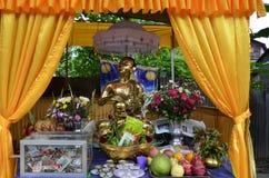 Statua di Buddha del ¸º di Shin Upaguttaà in Rangoon Fotografia Stock