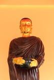 Statua di Buddha, stile tailandese Immagini Stock