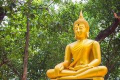 Statua di Buddha in Tailandia. Immagine Stock