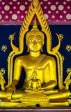 Statua di Buddha, Ubonratchatani, Tailandia fotografia stock