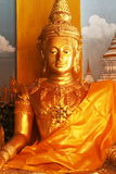 Statua di Buddhas Fotografia Stock Libera da Diritti