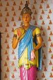 Statua di Buddhat Fotografie Stock Libere da Diritti