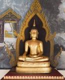Statua di Budha Fotografie Stock