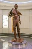 Statua di Bush immagini stock