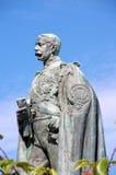 Statua di Charles Vane-Tempest Stewart Fotografia Stock Libera da Diritti