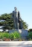 Statua di Columbus Fotografia Stock Libera da Diritti