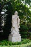 Statua di Confucius Immagine Stock Libera da Diritti