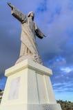 Statua di Cristo Rei Fotografia Stock Libera da Diritti