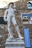 Statua di David Immagine Stock Libera da Diritti