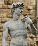 Statua di David, Firenze, Italia Fotografia Stock Libera da Diritti