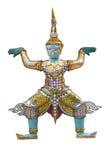 Statua di Demony Fotografia Stock