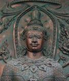 Statua di Dio Fotografie Stock