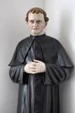 Statua di Don Bosco Immagini Stock