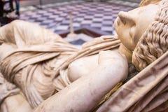 Statua di Doni Tondo fotografia stock