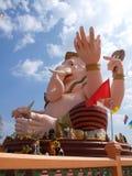 Statua di Ganesh Fotografie Stock Libere da Diritti