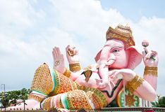 Statua di Ganesha Immagini Stock Libere da Diritti