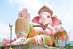Statua di Ganesha Fotografia Stock Libera da Diritti