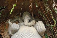 Statua di Ganesha Immagini Stock