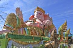 Statua di Ganesha in Tailandia. Fotografia Stock Libera da Diritti