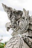 Statua di Garuda Fotografia Stock