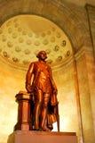 Statua di George Washington, Alessandria, VA Fotografie Stock Libere da Diritti