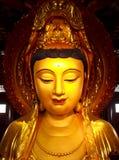 Statua di Guan Yin meravigliosa fotografia stock