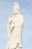 Statua di Guanyin Fotografie Stock Libere da Diritti