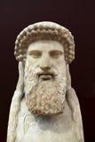 Statua di Hermes Fotografia Stock