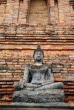 Statua di immagine di Buddha Fotografie Stock Libere da Diritti