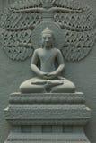 Statua di immagine di Buddha Immagine Stock