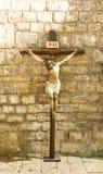 Statua di Jesus Christ Gesù di Nazaret immagine stock libera da diritti