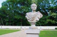 Statua di Julius Caesar Fotografie Stock