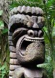 Statua di Kahuna Fotografie Stock