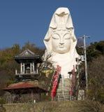 Statua di Kannon, Ofuna immagine stock