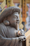 Statua di Kiyomizu-dera Immagini Stock