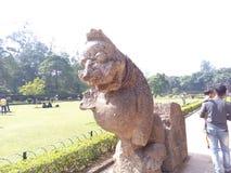 Statua di konark fotografia stock