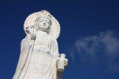 Statua di Kuan Im di bodhisattva Immagine Stock