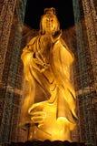 Statua di Kuan Yin Immagine Stock