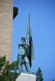 Statua di legge Fotografia Stock