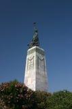 Statua di libertà in Lesvos. Immagini Stock Libere da Diritti