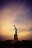 Statua di libertà, New York Immagini Stock