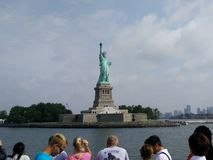 Statua di libertà New York fotografia stock libera da diritti
