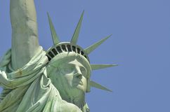 Statua di libertà, New York City Fotografia Stock Libera da Diritti