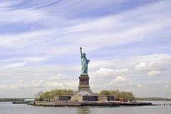 Statua di libertà, New York City, S Fotografie Stock Libere da Diritti