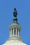 Statua di libertà, Washington DC, U.S.A. Immagini Stock Libere da Diritti