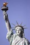 Statua di libertà 1 Fotografia Stock