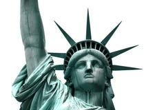 Statua di libertà Fotografie Stock