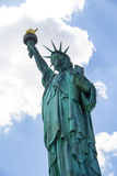Statua di Liberty Closeup 2 Fotografia Stock