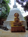 Statua di Lord Buddha Immagine Stock